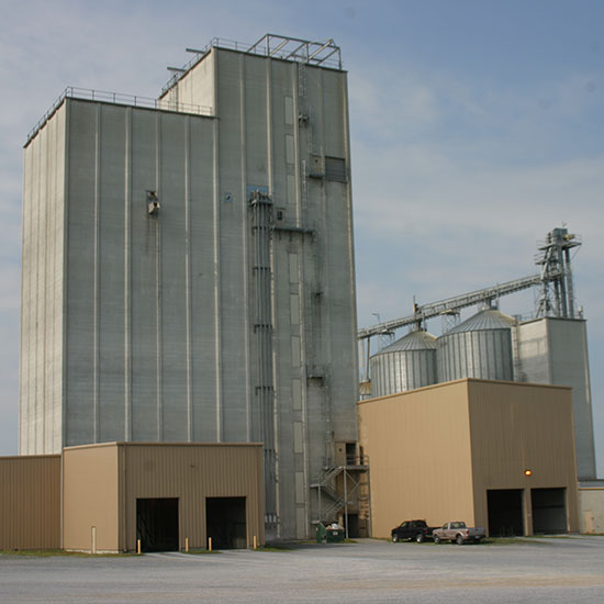 Wenger Feeds, Shippensburg Mill