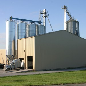 Wenger Feeds, Soy Plant