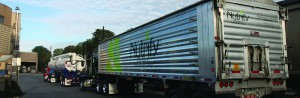 Wenger Feeds Truck and Nutrify Truck