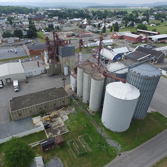Martinsburg Mill