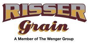 Risser Grain Logo